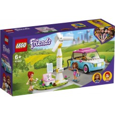 41443 Lego Friends Olivia's elektrische auto