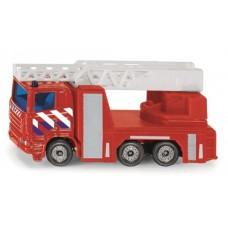 1014 Siku Ladderauto brandweer NL