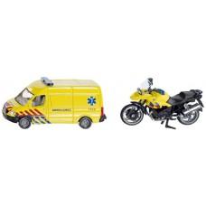 1654 Siku Set Ambulance NL
