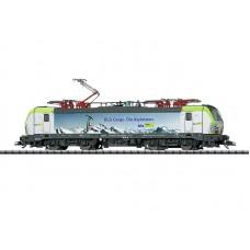 """22095 Trix Elektrische locomotief Vectron Rh 475 """"Die Alpinisten"""" DCC Sound"""