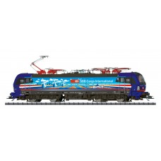 22735 Trix Vectron SBB Cargo International 193 525 Rotterdam Holland Piercer MFX Sound