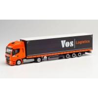 312110 Herpa Iveco Stralis NP G.Sz. Vos Logistics (NL)