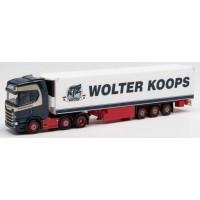 312547 Herpa Scania CS 20 HD 6x2 K.Sz. Wolter Koops (NL)