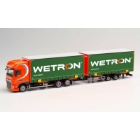 312912 Herpa DAF XF SSC E6 Vol.Hz. Wetron (NL)