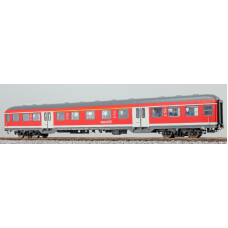 36516 ESU Pullman n-Wagen AB nrz 418.4, 31-34 264-7, 1./2. Kl. DB verkeersrood