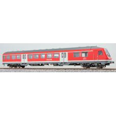 36517 ESU Pullman n-Wagen Bnrdzf 483.1, 80-35 193-7 Stuurstandrijtuig DB verkeersrood