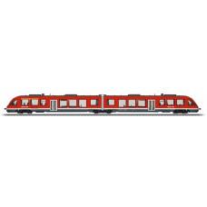 37716 Marklin Dieselmotorwagen DB regionaal verkeer serie 648.2 LINT 41 MFX+ & Sound