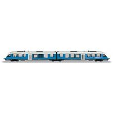37717 Marklin Dieselmotorwagen Bentheimer Eisenbahn AG voor regionaal verkeer LINT 41 MFX+ & Sound