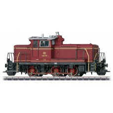 37861 Marklin Dieselrangeerlocomotief V60 DB MFX+ & Sound