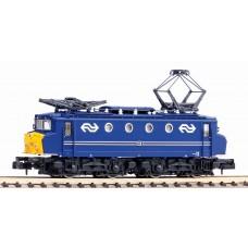 40372 Piko N E-lok Serie 1100 1115 NS Blauw met Botsneus