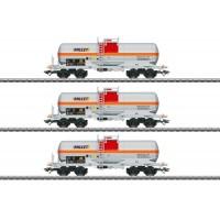 """46471 Marklin 3-delige set ketelwagens """"Millet"""" NL"""