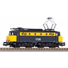 51370 Piko NS E-lok serie 1100 - 1136 Geel Grijs met botsneus DCC Digitaal Sound