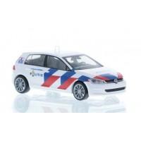 53204 Rietze VW Golf VII Politie (NL) - 1:87