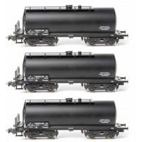 73022 Piko H0 set van 3 NAM ketelwagens beperkte exclusieve oplage