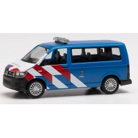 941891 Herpa VW T6 Marechausse nieuwe striping (NL) 1:87