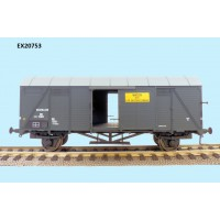 20753 Exact-Train NS CHGZ 13831 Los gestort graan III