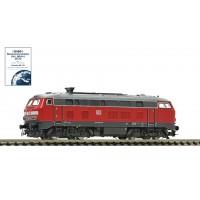 724218 Fleischmann N Diesellocomotief BR 218 206-1 DB AG