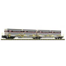 825011 Fleischmann N AAE T2000 draagwagen TERRATRANS