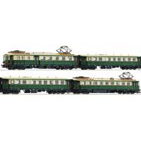 """72065 Roco Elektrisch treinstel NS """"Blokkendoos"""" Jubileumsmodel 60 jaar Roco DCC Sound"""