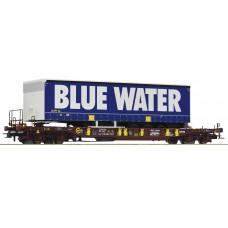 76229 Roco Taschenwagen T3 AAE Blue Water