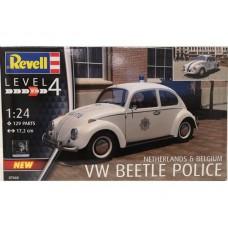 07666 Revell VW Kever Politie Nederland & België