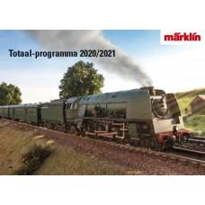 15714 Marklin Hoofdcatalogus 2020/2021 NL INCLUSIEF VERZENDING