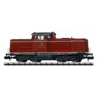 16122 Minitrix Diesellocomotief DB BR 212 074-9 Digitaal