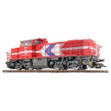 31302 ESU AC/DC Diesellok G1000 DH 49 HGK Digitaal Sound + digitale koppeling