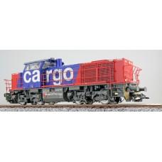 31305 ESU AC/DC Diesellok G1000 Am 842 102-6 SBB Cargo Digitaal Sound + digitale koppeling