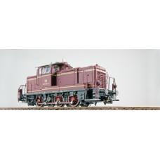 31417 ESU Diesellocomotief 261 660 Altrot DB Sound & Rook + el. koppeling DC/AC