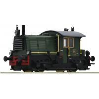 72015 Roco Diesellocomotief NS Serie 200-300 Sik groen DCC Sound