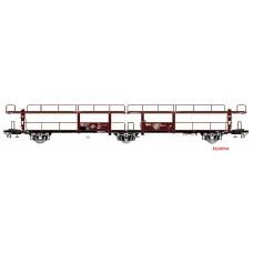 20554 Exact-Train NS Lacs autotransportwagen VAN DOORNE'S AUTOMOBIELFABRIEK N.V. (DAF) Eindhoven tijdperk III