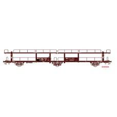 20556 Exact-Train NS/ FS Laes autotransportwagen SITFA tijdperk IV