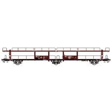 20559 Exact-Train NS Lacs autotransportwagen VAN DOORNE'S AUTOMOBIELFABRIEK N.V. (DAF) Eindhoven tijdperk III