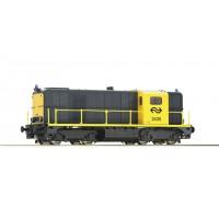 70789 Roco NS Diesellocomotief 2400 - 2435 Geel Grijs