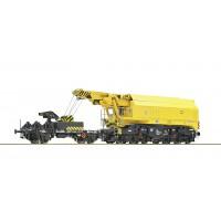 73035 Roco Spoorwegkraan EDK 750 van de DB met echte bedieningsfuncties - digitaal gestuurd