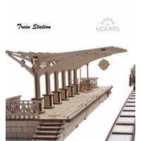 70013 UGears Trein Station