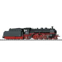 16185 Minitrix N DB Sneltrein-Stoomlocomotief Br 18 505 Digitaal Sound