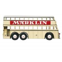"""18080 Marklin Dubbeldeksbus met reclameopschrift """"Märklin"""" INSIDER"""