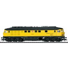22402 Trix Diesellocomotief serie 233 Tiger DB DCC MFX Sound & Rook