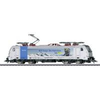 36631 Marklin E-lok serie 187.0 TRAXX 3 BLS Cargo Railpool MFX Sound