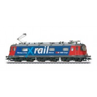 37326 Marklin E-lok Re 620 SBB Cargo Xrail MFX+ & Sound