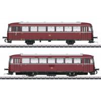 39978 Marklin DB Railbus - Triebwagen BR VT 98.9 DB MFX+ & Sound