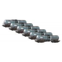 "75972 Roco Display Ketelwagens GATX ""Gealtert"""