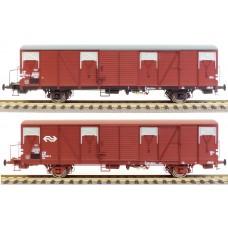 20257 Exact-Train 2-delige set NS Gbs met rembordes
