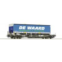 76754 Roco HUPAC draagwagen SBB De Waard