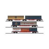 47810 Marklin Set containerwagens DB AG MHI