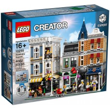 10255 Lego Creator Expert Assembly Square