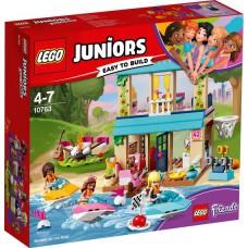 10763 Lego Friends Juniors Stephanie's huisje aan het meer