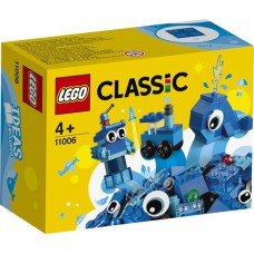 11006 Lego Classic Blauwe creatieve doos